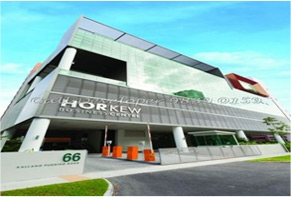 Cargo and Passenger Lifts in Hor Kew Business Center