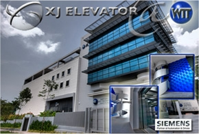 Higher Efficiency in Goods Transportation with Freight Elevator in WTT Cold Room